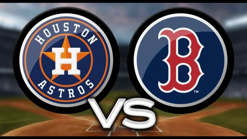 ALCS 14.10.18 HOU Astros @ BOS Red Sox (Game 2)