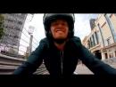 Нико Росберг прокатился на электроцикле Energica по улицам Монако