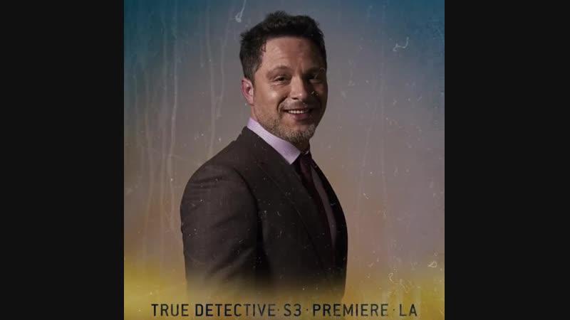 True Detective Season 3 Nic Pizzolatto