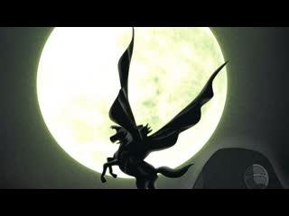 Охотник на вампиров Ди: Жажда крови / Vampire Hunter D: Bloodlust. 2001. 720p. Перевод Андрей Гаврилов