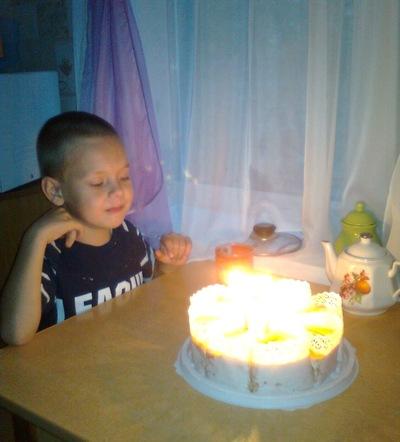 Тимоша Андреев, 26 сентября , Череповец, id227884398