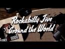 Rockabilly Jive Around the World Dance 50s