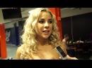 Chaos Tube UMK n finaalin voittaja Krista Siegfrids @ Barona Areena Espoo 9 2 13
