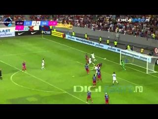 Steaua - Dinamo Tbilisi 1-16.08.13 (Третий отборочный раунд Лиги Чемпионов , ответный матч)