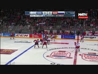 Россия U 20 - Канада OHL - 4_0. 4 й матч