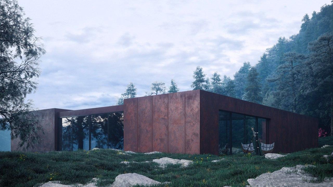 «Rose House» от Sergey Makhno Architects