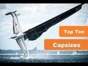 Sailing Fails 2017 Capsize Compilation