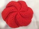 Crochet beret hat final round 19 23 Móc mũ nồi phần 5 vòng 19 23 hoàn thành