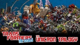TRANSFORMERS THE BASICS on the UNICRON TRILOGY