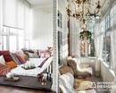 Какой вариант оформления балкона Вам нравится больше - 1 или 2?
