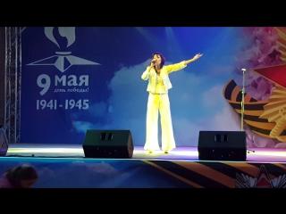 Марина Хлебникова-Солнышко мое вставай г.Жуковский 9 мая