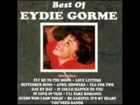 Eydie Gorme - Blame It On The Bossa Nova