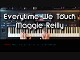 Everytime we touch - Maggie Reilly, Cover, mit titelbezogenem Style auf Yamaha Genos