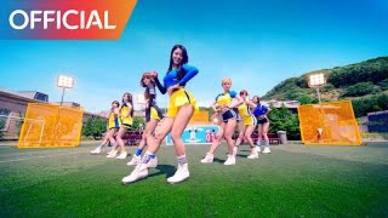 AOA - 심쿵해 (Heart Attack) MV