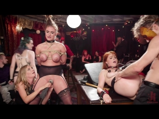 [TheUpperFloor.com / Kink.com] Penny Pax, Skylar Snow & Mona Wales Busty Red-Headed Squirting Anal Made to Serve Mona Wales