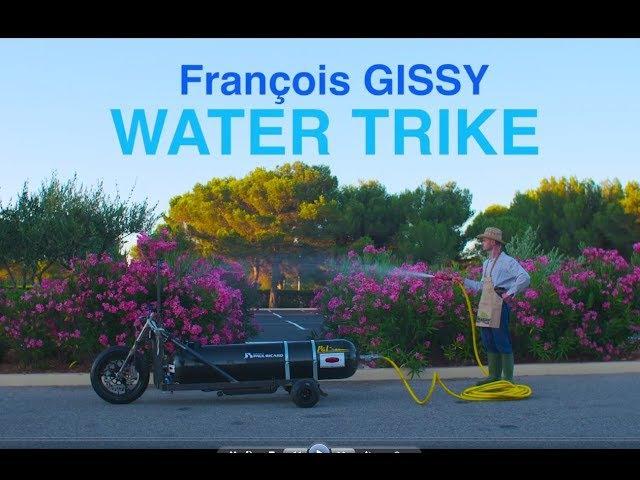WATER ROCKET TRIKE: Eco-Friendly Dragster ǀ Long Version Bonus