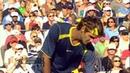 2005 US Open Federer vs Agassi финал HD 60FPS