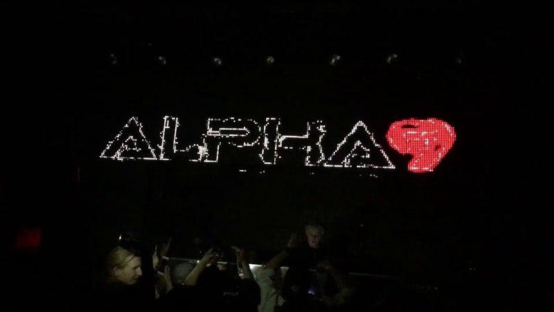 Alpha 9 - Arty - Live in Denver 04-26-2018
