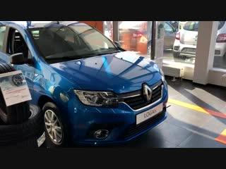 Обновленный Renault Logan в Арконт