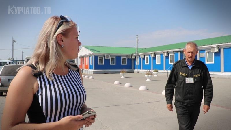 Визит журналистов Курчатов ТВ в офис генподрядчика Курской АЭС-2