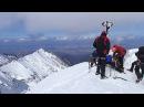 Transylvanian Alps Moldoveanu winter climb