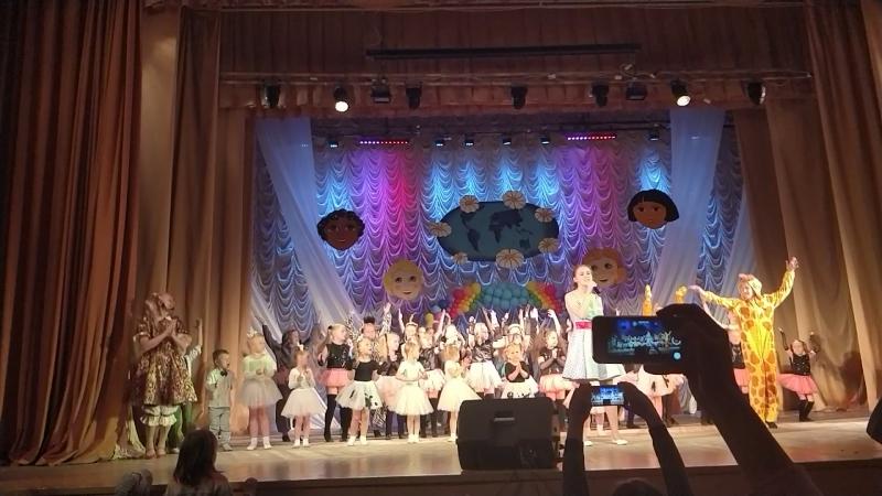 Гусеничка (Задоринка) 01.06.2018 Финал