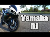 First Time on a 1000cc Literbike | Yamaha R1