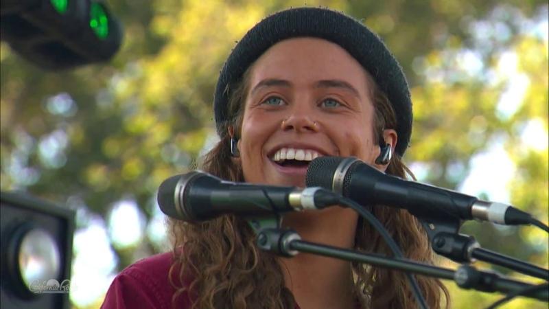 Tash Sultana Jungle Live California Roots 2018
