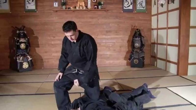 Shinden Dojo Finland - Bujinkan Budo Taijutsu Introduction