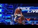 AJ Styles vs Andrade Cien Almas SmackDown LIVE July 17 2018