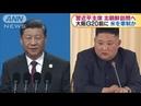 習近平主席が北朝鮮を初訪問へ G20に向け米けん制(19/06/18)