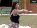 BBB10 Briga c agressão verbal Elenita briga com Eliane Parte 1 Na íntegra