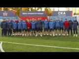 ФК СКА-Хабаровск поздравил главу Попечительского совета Аркадия МКРТЫЧЕВА