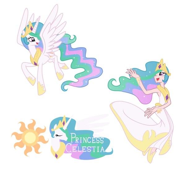 Пони Дружба это Чудо Принцессы