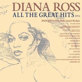 Diana Ross альбом All The Great Hits