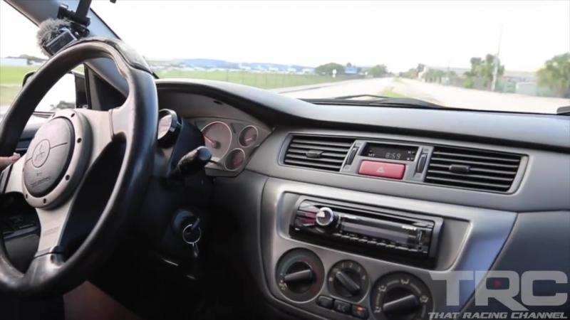 Mitsubishi Evo World Record 1291HP - The Family Sedan