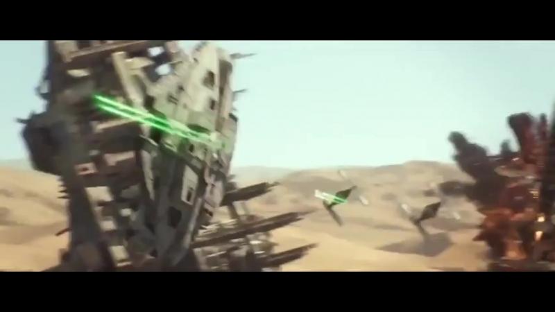 _ Звездные войны_ Эпизод 7 - Пробуждение Силы (2015) Дублированный трейлер_480p