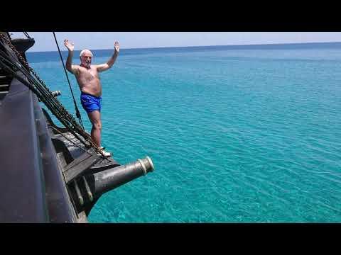 Пиратская шхуна «BLACK PEARL» Кипр
