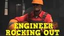 Team Fortress 2 Short Engineer Jamming