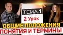 ПДД Простым Языком 2018! ТЕМА 1 - Общие Положения (ч.2)