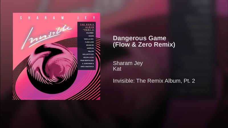 Sharam Jey KaT - Dangerous Game (Flow Zero Remix) Vocal Deep House 2018