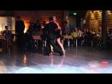 Sebastian Arce & Eleonora Kalganova, 3, First Moscow Tango Festival 2014