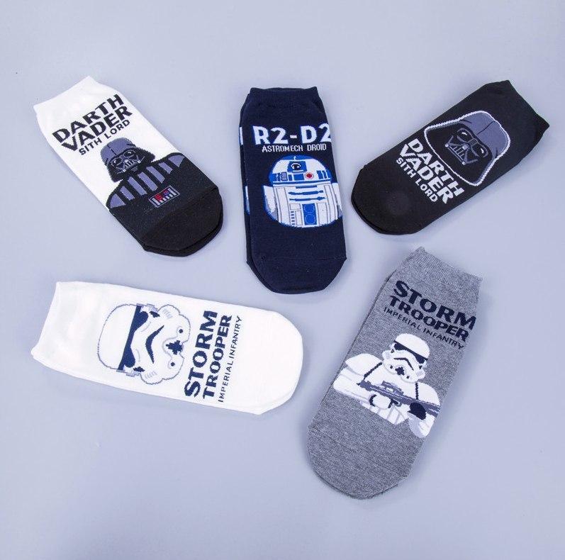 Носки для фанатов Star Wars -