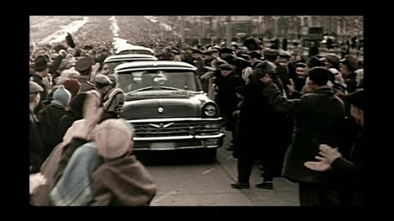 Никита Хрущев Голос из прошлого Документальный фильм 2 серия