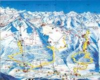 ...6 км. сложные- 28 км. Зельден- один из самых популярных и динамично развивающихся горнолыжных курортов Австрии.