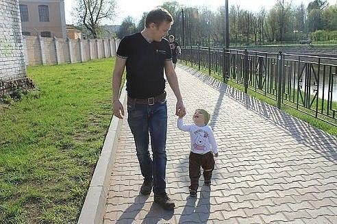 Семья и дети мое счастье