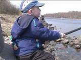 Рыбалка на канале имени Москвы весной,ловля леща и плотвы на штекерную поплавочную удочку видео