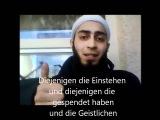 ikhlas (Aufrichtigkeit) emotionaler Vortrag auf Deutsch/Farsi by Ahmad Schekeb al Afghani