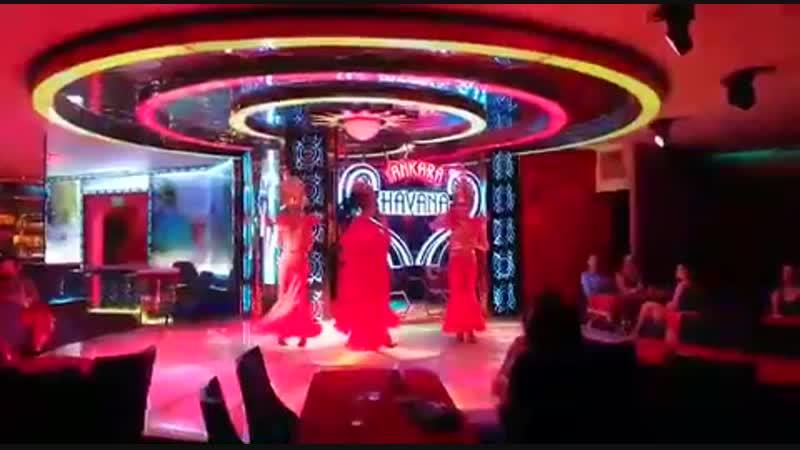 Шоу балет. Havana club. Ankara. 5