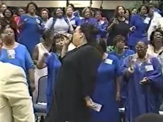 Melonie Daniels - He Lives GMWA Women of Worship